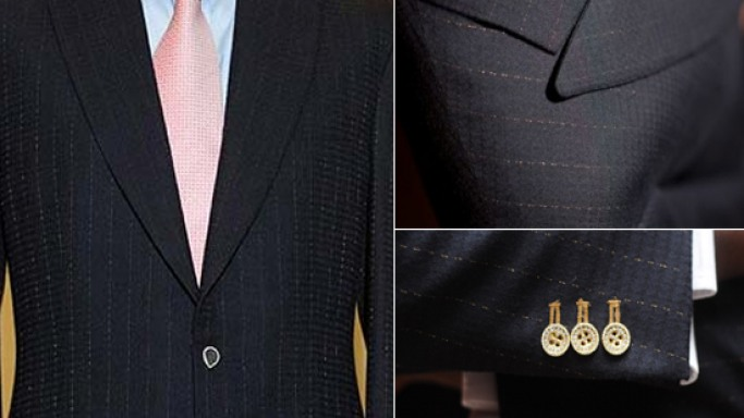 World's most expensive suits