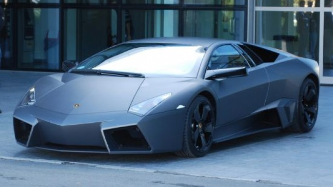 $1.6 million Special ediiton Lamborghini Reventón supercar on sale at London Motorexpo