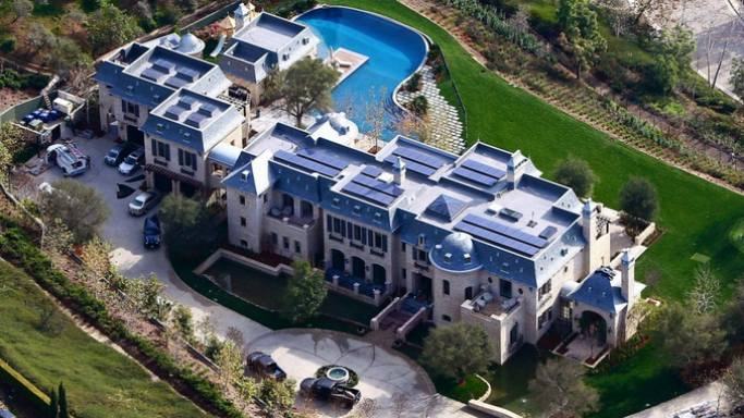California mansion