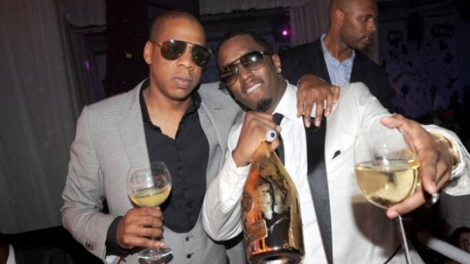 The champagne brand's bottles of Ace of Spades are reportedly a favorite of rap star Jay-Z