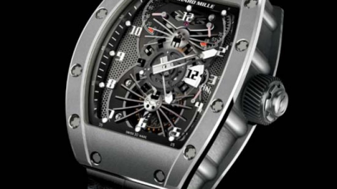 Richard Mille Tourbillon RM 022 Carbon limited edition watch – only 5 will be made