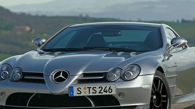High Quality Mercedes SLR McLaren 722. Price Tag