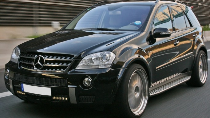 mercedes ml63 amg bornrich price features luxury. Black Bedroom Furniture Sets. Home Design Ideas