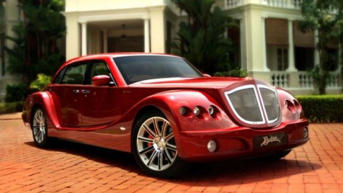 Asia's wealthy love for hand-crafted Bufori cars