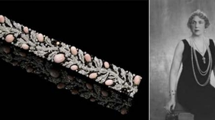 Sotheby's to auction Queen Victoria Eugenia of Spain's Cartier bracelet