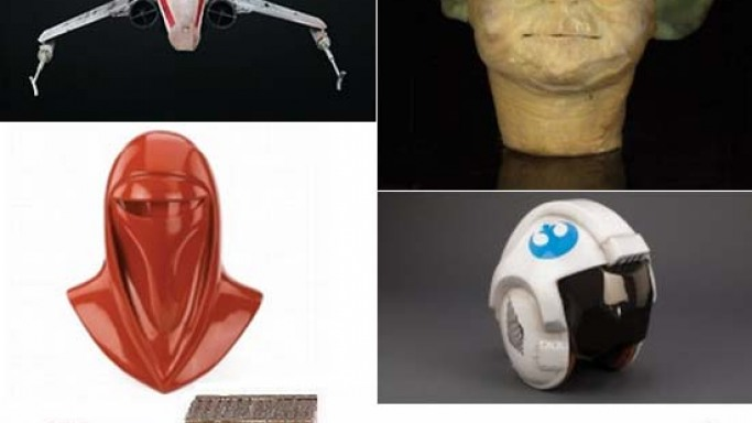 Original Star Wars Props Up For Auction