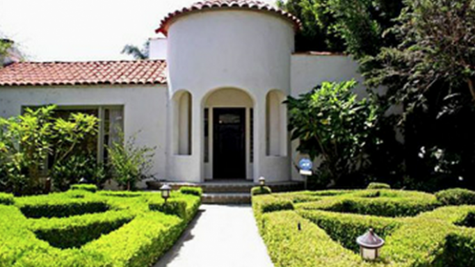 Elijah Wood house in Santa Monica, Los Angeles County