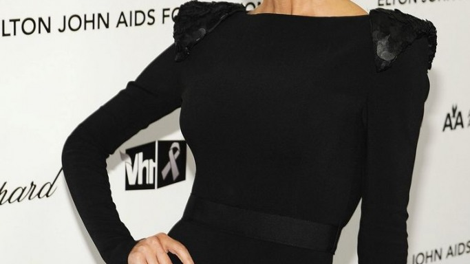 Kate Beckinsale supports Habitat For Humanity