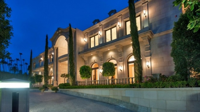 Ten most expensive celebrity homes