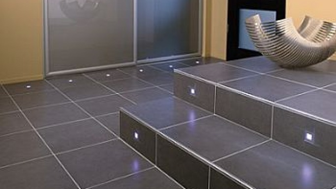 LED Tiles For Your Bathroom