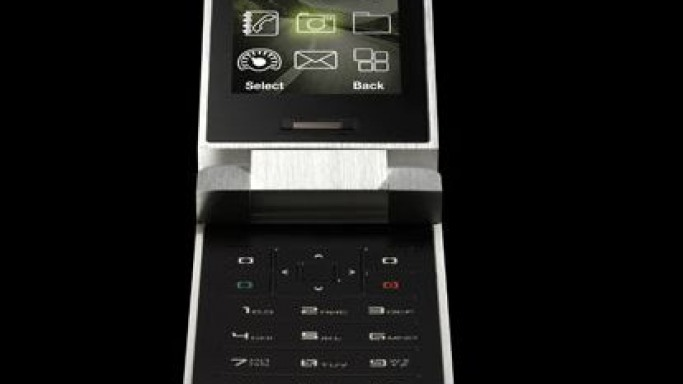 Porsche prepping P9521 cellphone for the wealthy