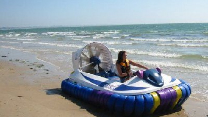 Hov Pod: A Leisure Hovercraft!