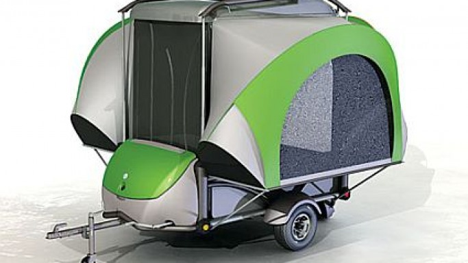 Get Set Go – SylvanSport GO camping and travel trailer