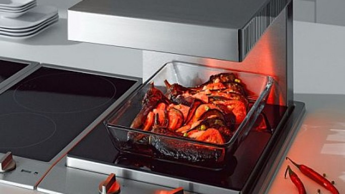 Miele's new CombiSet Modular Cooking Centre