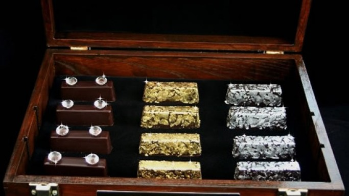 Gold and Diamond Chocolates – Can it get more wicked?