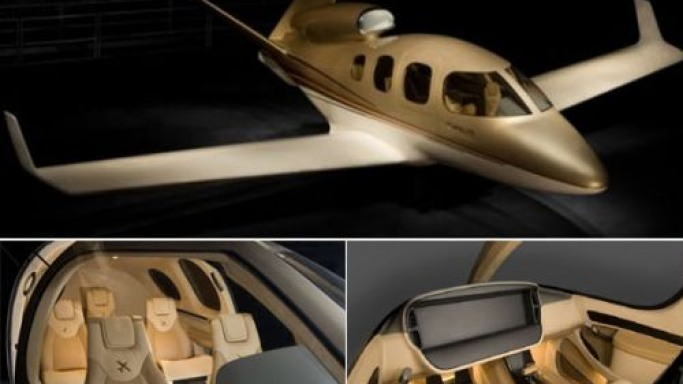 Cirrus Vision SJ50 – The Bentley of personal jets