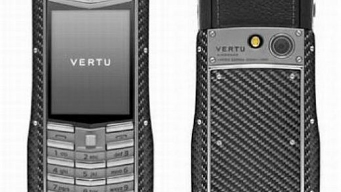 Vertu to give carbon fiber protection to your confidential chats