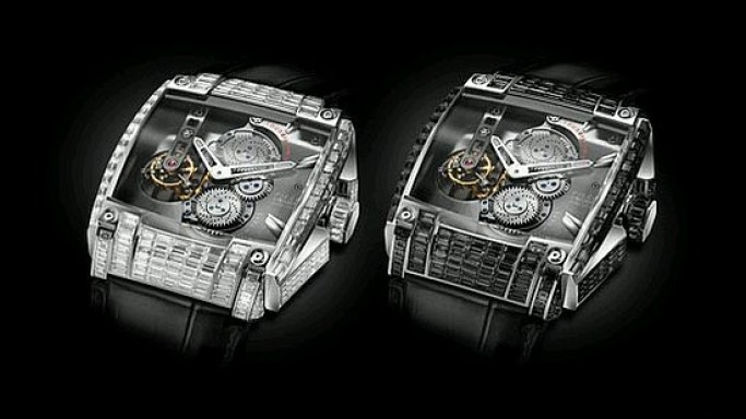Rebellion REB-5 Tourbillon is extreme precision craftsmanship