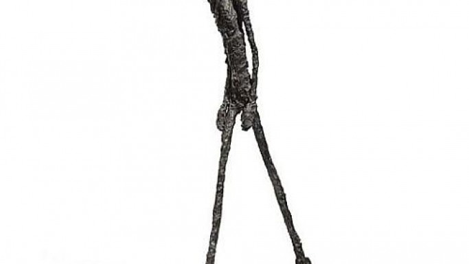 Giacometti's Walking Man becomes the most expensive sculpture ever auctioned