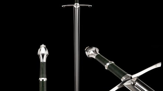Strider's sword from Lord of the Rings up for grabs