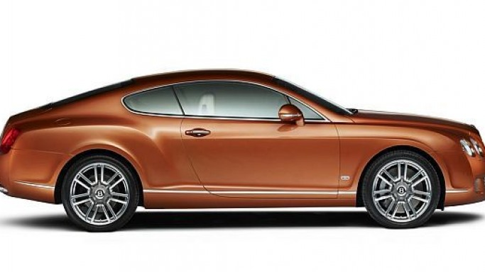 Bentley unveils special edition Continental GTs for China