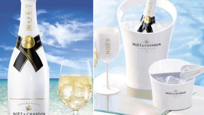 Moet & Chandon launches its first Moet on the rocks
