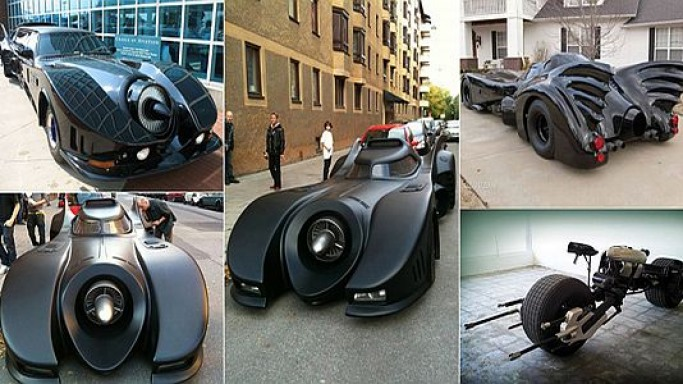 11 most outrageous Batmobiles ever (In Pics)
