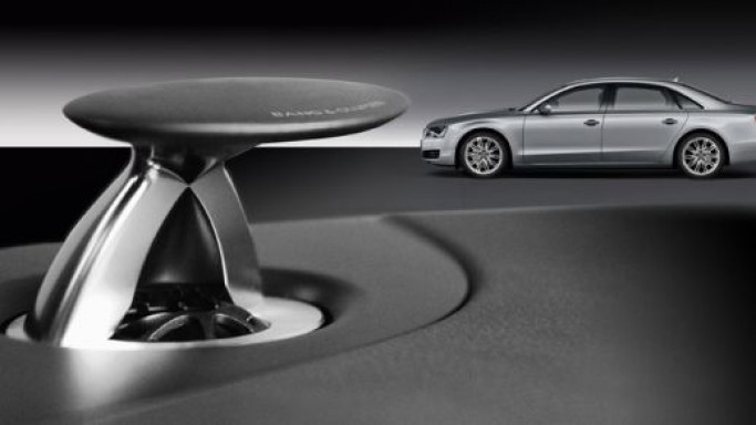 Long version of Audi A8 gets the Bang & Olufsen Advanced Sound System