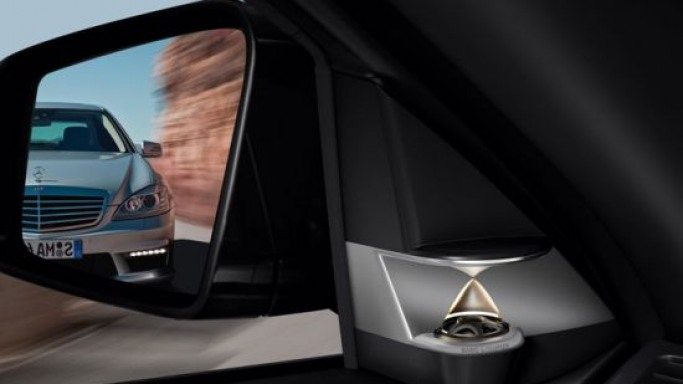 Mercedes-Benz S-Class gets the high-end BeoSound AMG sound system