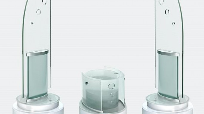 Greensound Technology™ glass speakers to cast musical spell on audiophiles