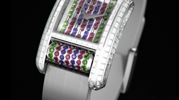Peter Tanisman Fantasia watch is a timeless beauty for luxury watch lovers