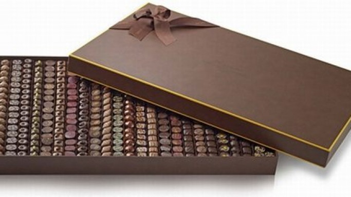 Gift Idea: Michel Cluizel's $895 chocolate set