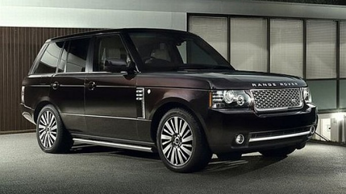$210K for the most Ultimate Range Rover there ever was