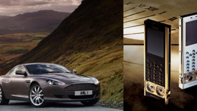 Mobiado, Aston Martin team up for luxury handset collection