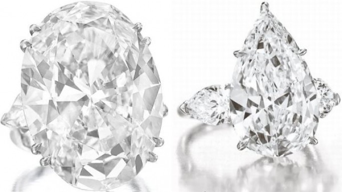 Rare 46.51 carat diamond ring leads Christie's Important Jewels sale