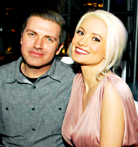 how did holly madison meet pasquale rotella wiki