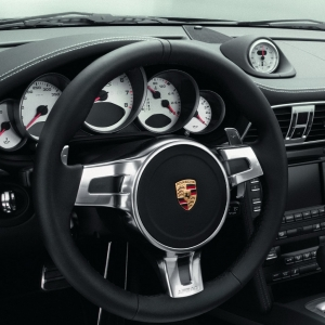 Porsche 911 Turbo Interior