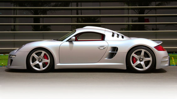 Ruf Ctr 3 Bornrich Price Features Luxury Factor