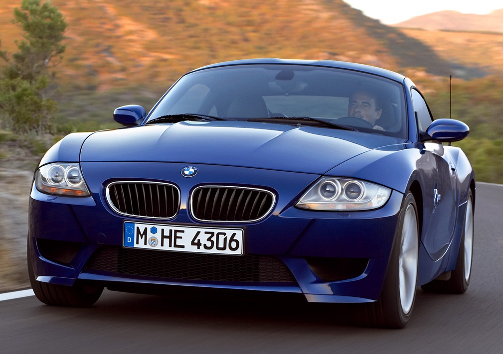 Bmw Z4m 2006 2007 Bmw Z4 M Coupe 2006 Bmw Z4 M Roadster