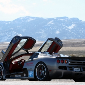 SSC Ultimate Aero TT Exterior