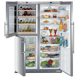 Liebherr Side-By-Side Refrigerator