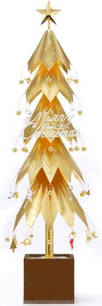 $850,000 Gold Christmas Tree