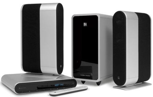 KEF shrinks the home theatre but not the feel